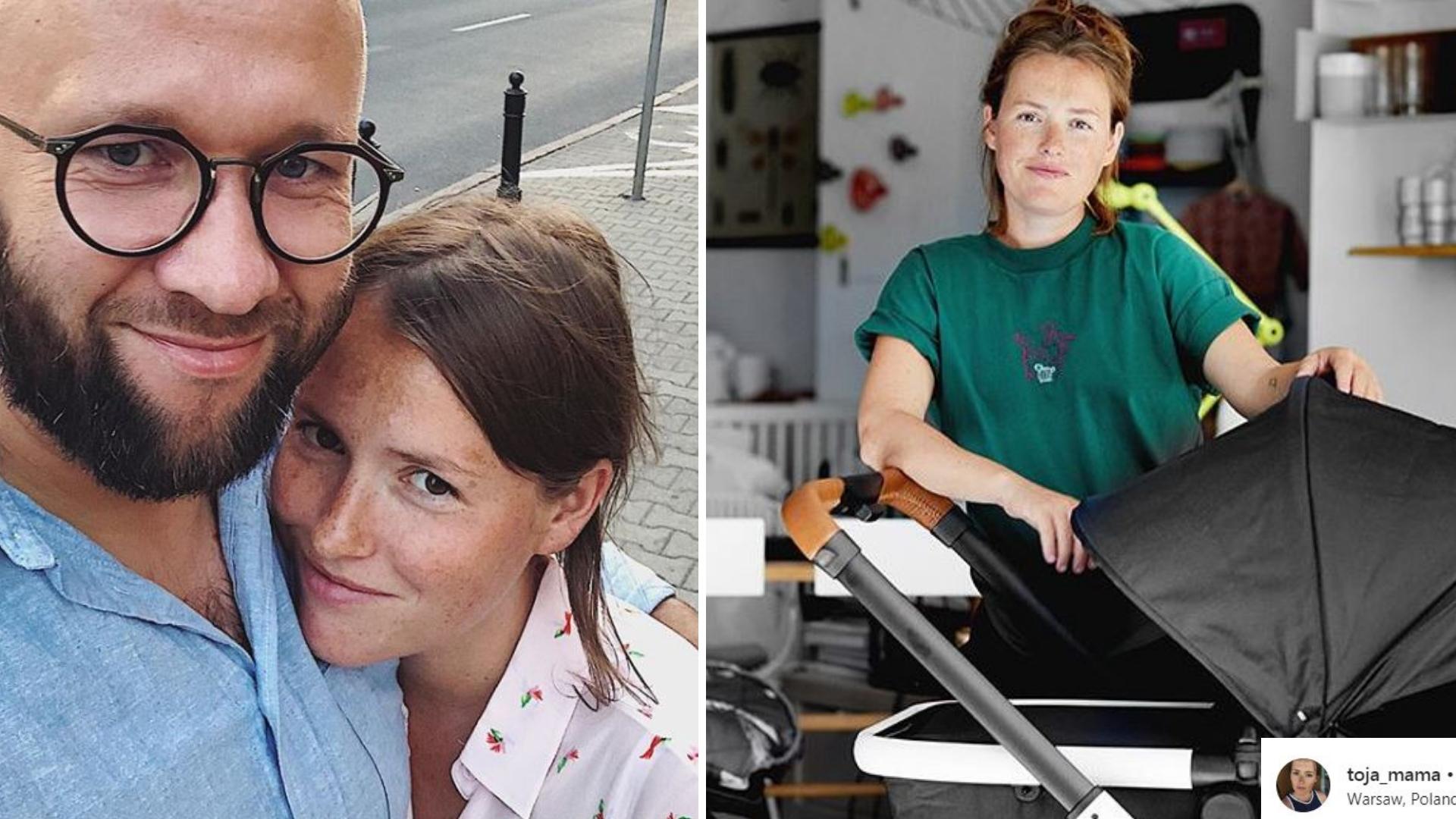 Olga Frycz urodziła! Przyszło na świat jej pierwsze dziecko