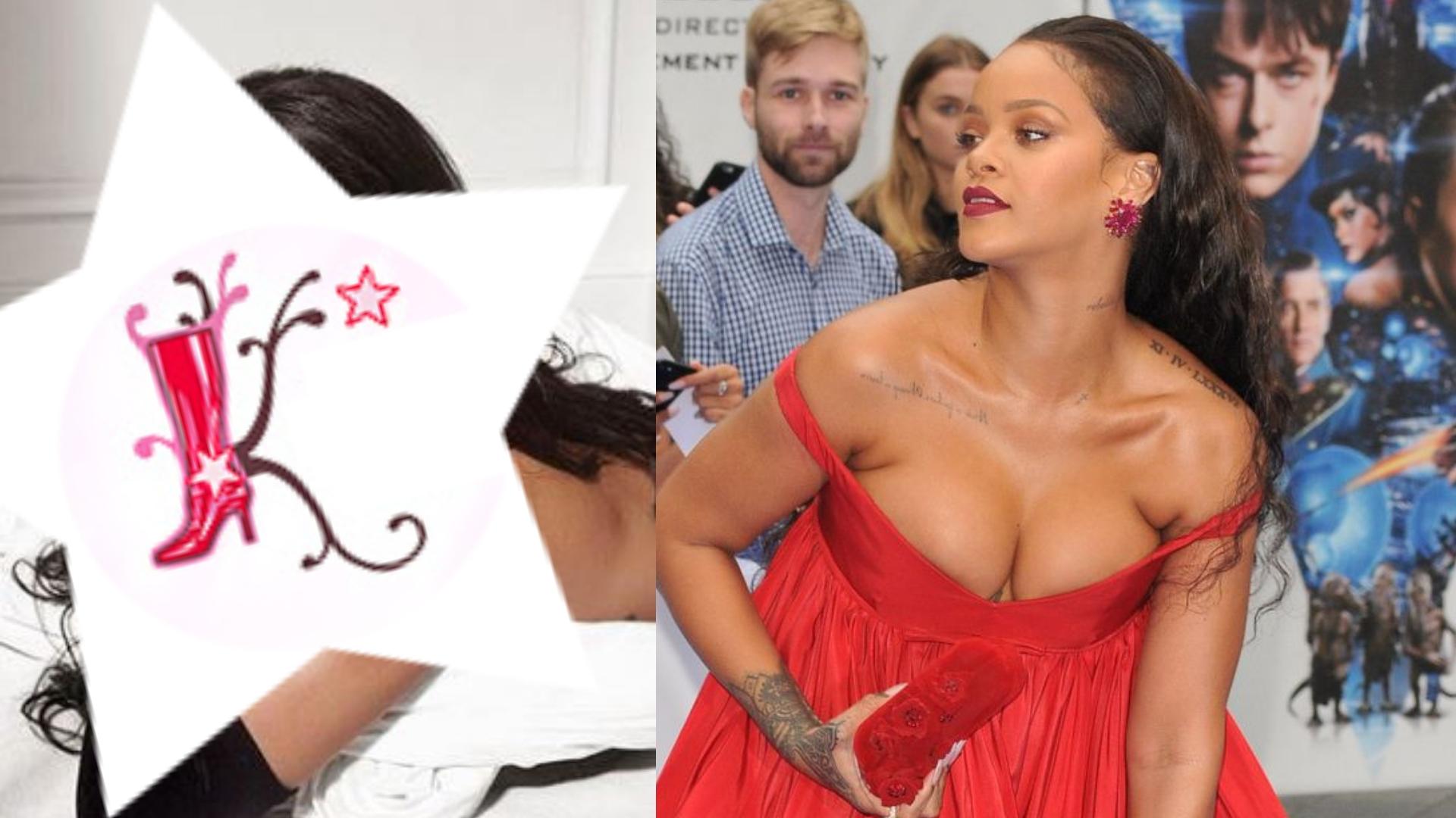 Gorące zdjęcie Rihanny podbija sieć. Gwiazda jest TOPLESS
