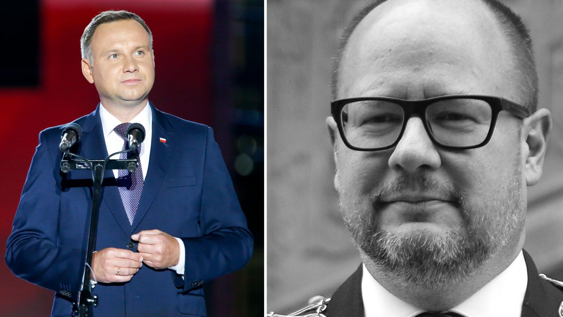 Andrzej Duda zaprasza na marsz przeciwko PRZEMOCY i NIENAWIŚCI