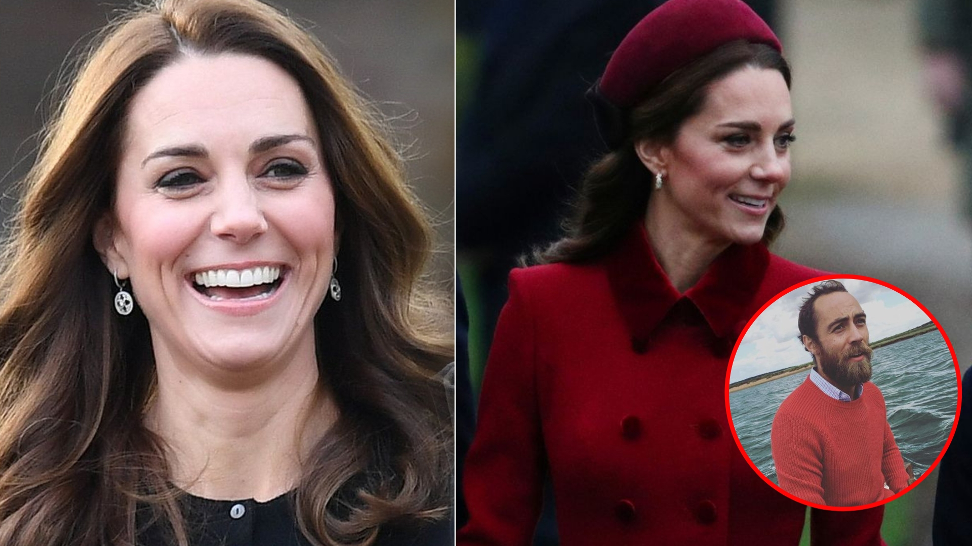 Brat Kate Middleton odblokował Instagram! Co kryje na swoim profilu?