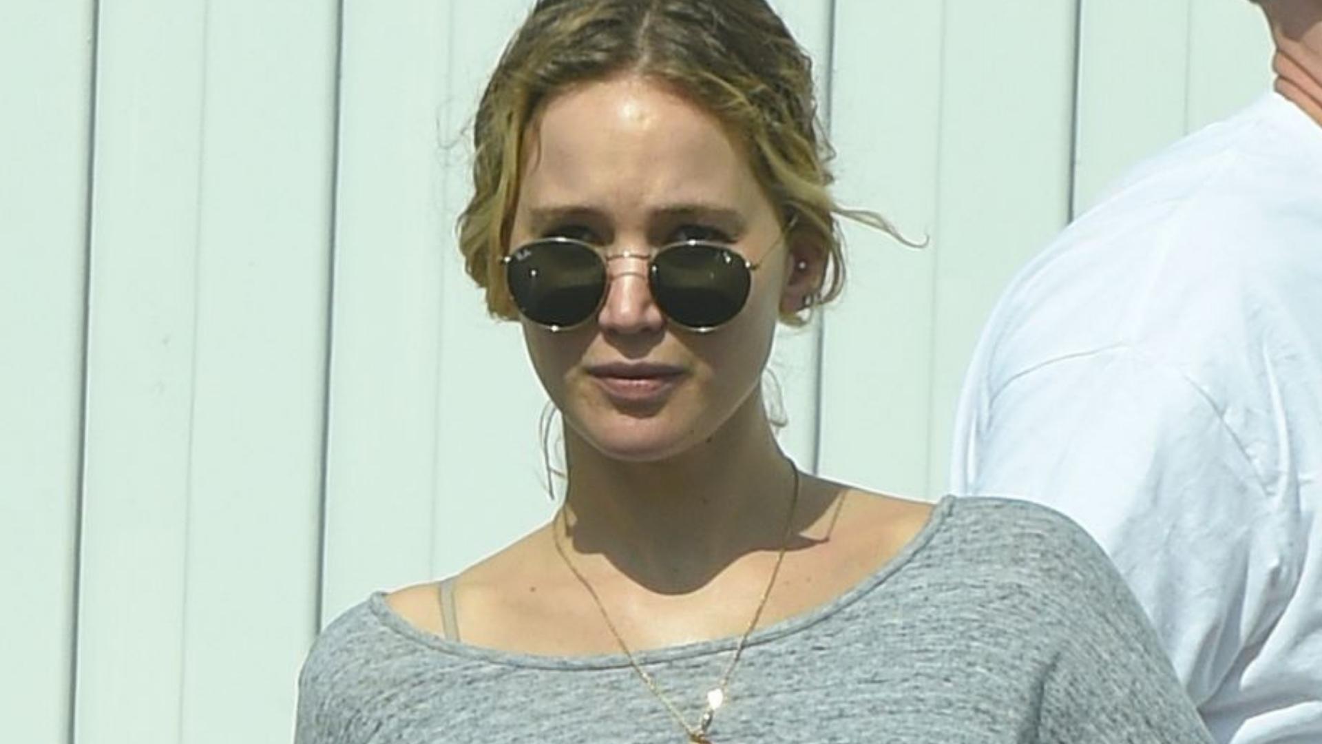 Jennifer Lawrence zaręczyła się! Jej partner różni się od tych poprzednich