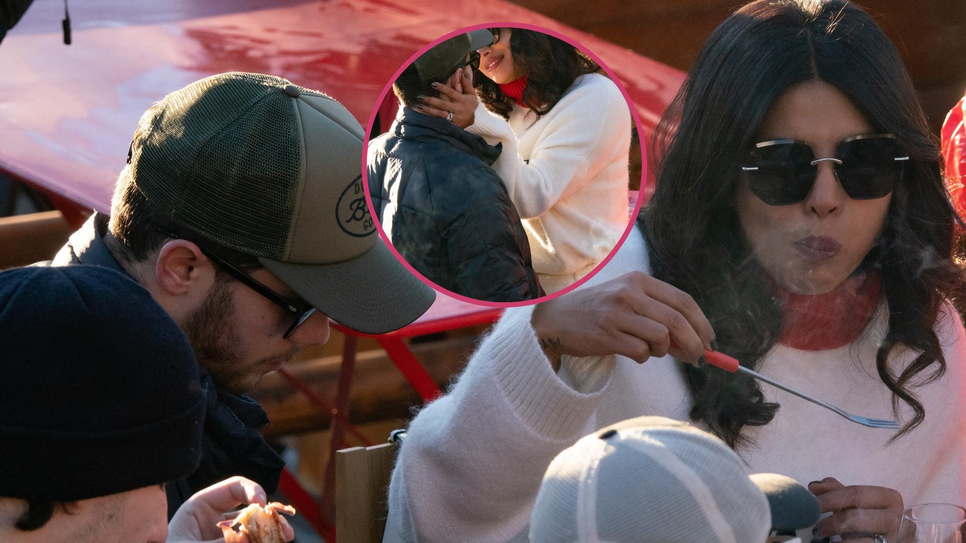 Nick Jonas i Priyanka Chopra wyjechali do Szwajcarii! Miłość kwitnie (ZDJĘCIA)