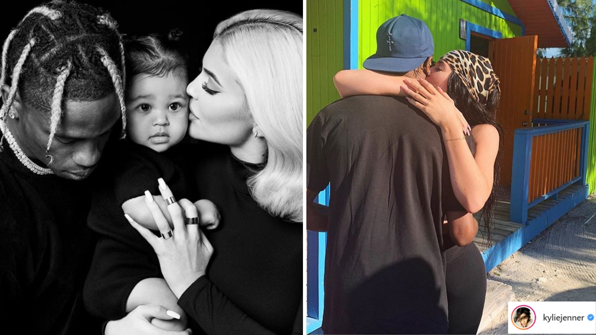 """Kylie Jenner i Travis Scott już po ŚLUBIE! Publicznie nazwała go swoim """"mężem"""""""