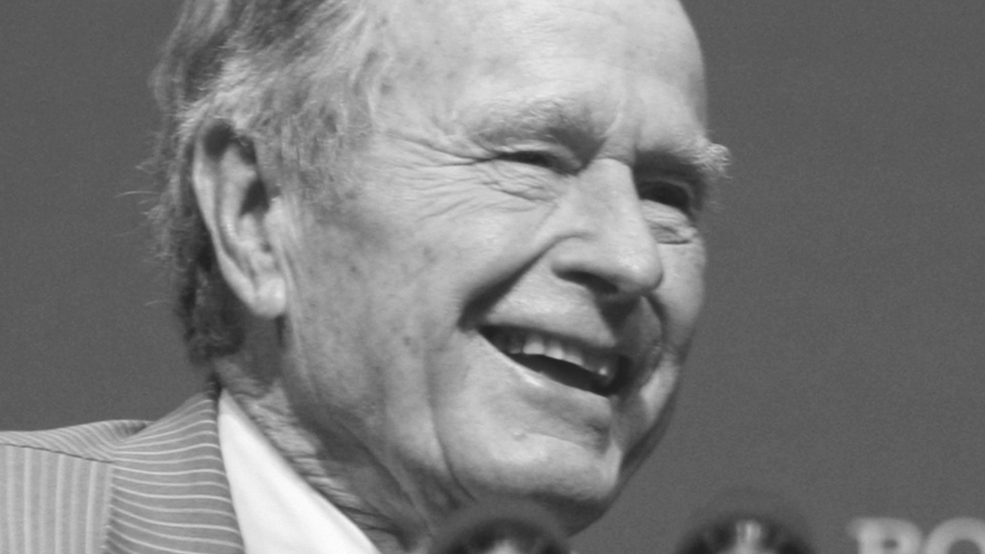 Zmarł George Bush – były prezydent Stanów Zjednoczonych