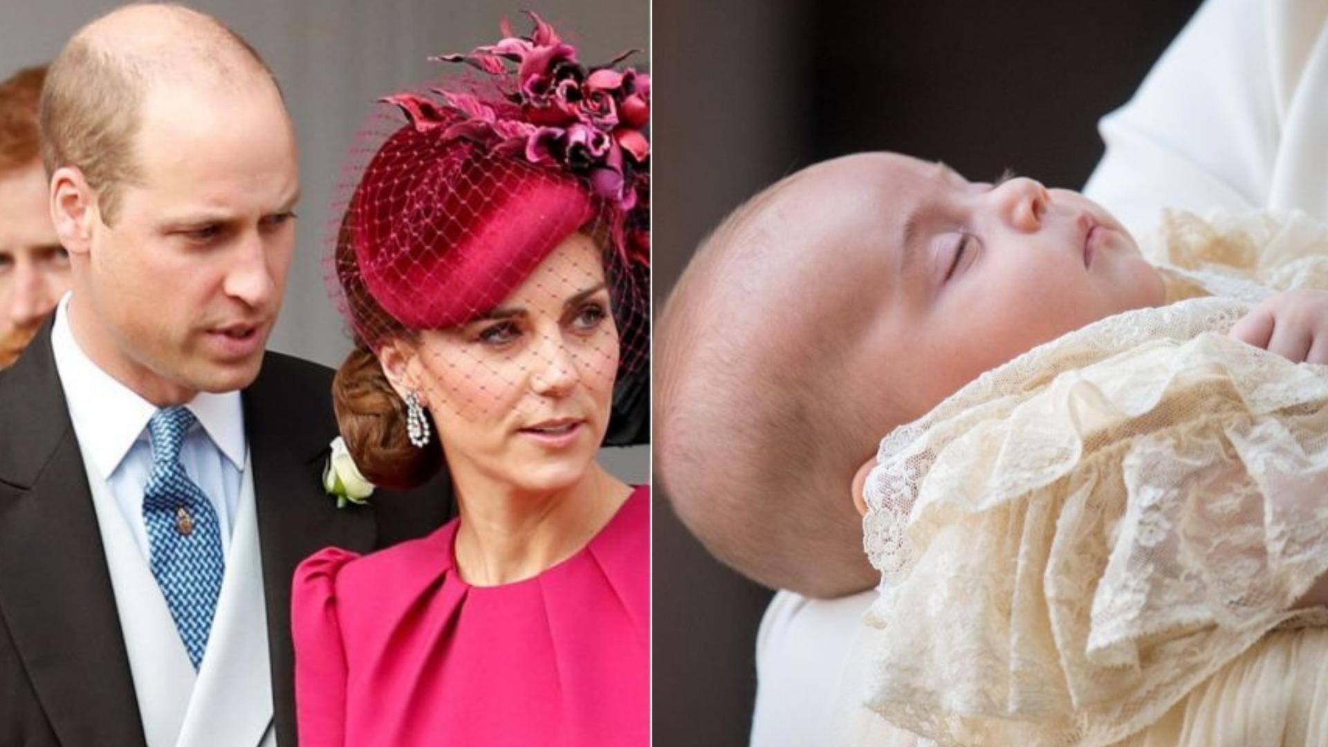 Książę Louis pierwszy raz na OKŁADCE! Jest taki podobny do Kate Middleton