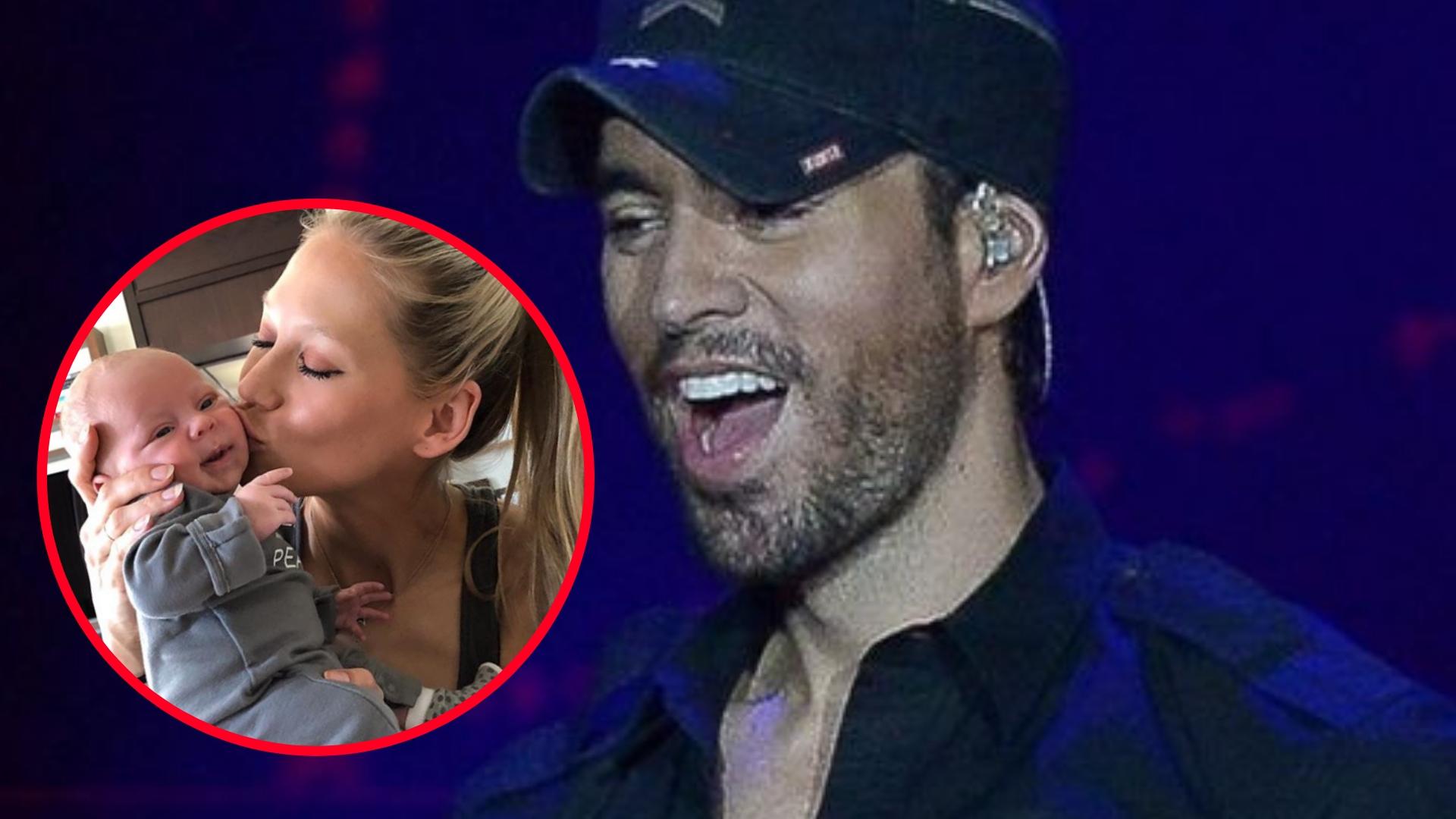 Enrique Iglesias ZDRADZIŁ żonę?! Jest nagranie jak całuje inną! (VIDEO)