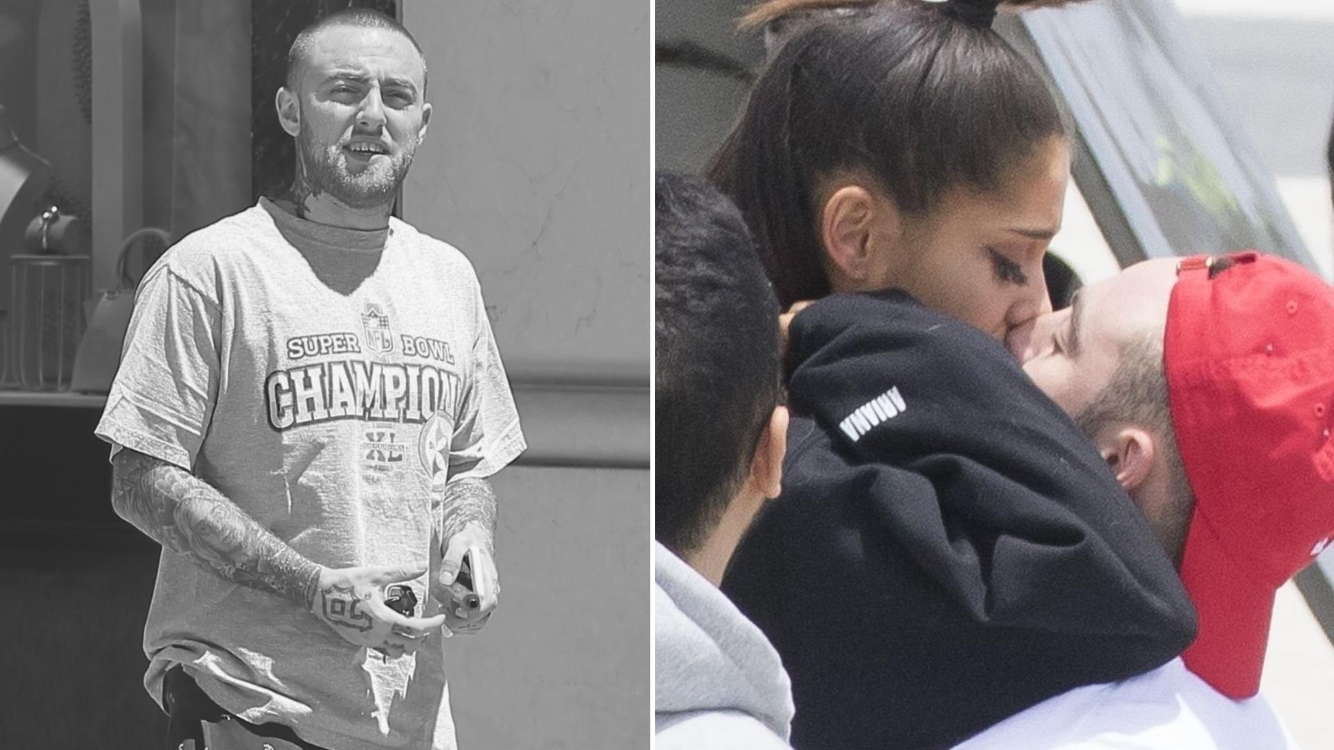 Mac Miller, były chłopak Ariany Grande – nie żyje