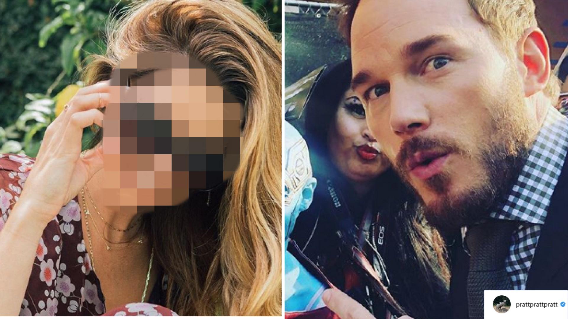 Chris Pratt ma nową dziewczynę. Nie zgadniecie kto to!
