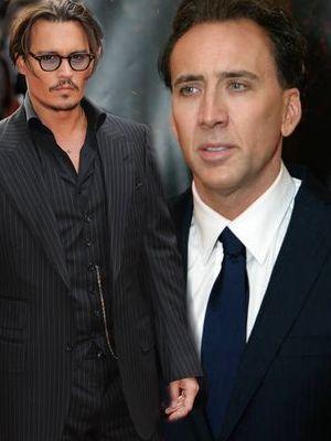 Johnny Depp pomoże Nicolasowi Cage'owi spłacić jego długi