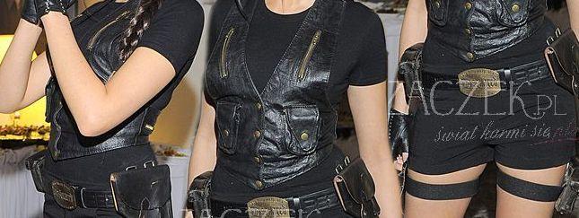 Kto się przebrał za Larę Croft? (FOTO)