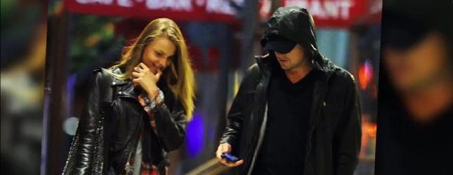 Leonardo DiCaprio i Anna Jagodzińska na randce? (FOTO+VIDEO)