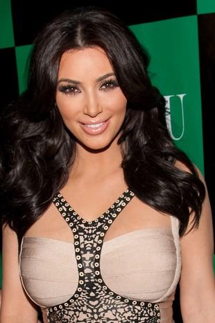 Kim Kardashian w InStyle (FOTO)