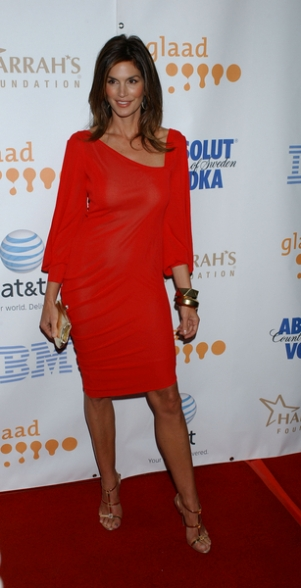 Cindy Crawford ma swojego ulubieńca