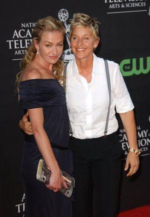 Ellen DeGeneres i Portia De Rossi u Ophry (FOTO)