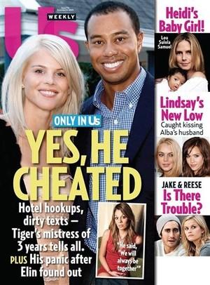 Żona Tigera Woodsa wyprowadziła się z domu!