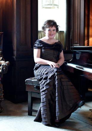 Susan Boyle w Harper's Bazaar - co za przemiana! (FOTO