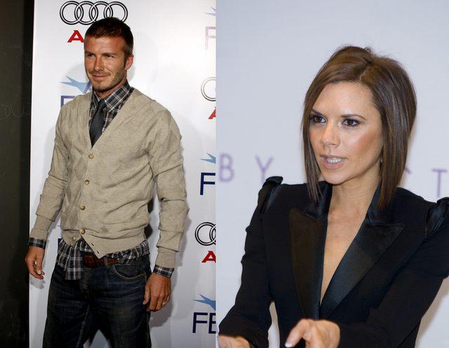 Beckhamowie odnowili przysięgę małżeńską