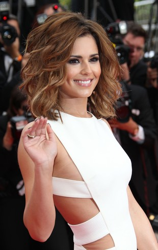 Cheryl Cole w Playboyu