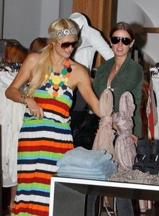 Siostry Hilton na zakupach (FOTO)