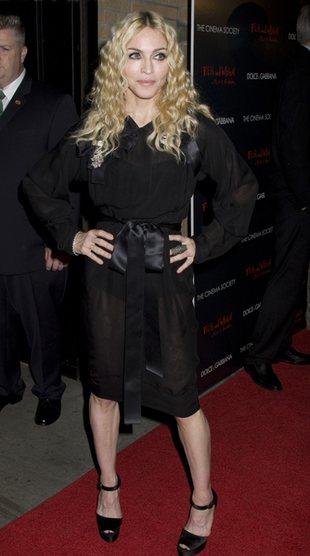 Madonna nie dostała zgody na adopcję