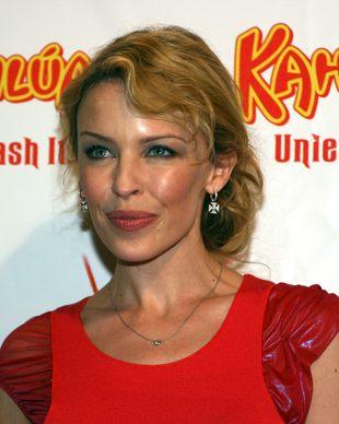 Kylie Minogue przyznała się do poprawiania urody