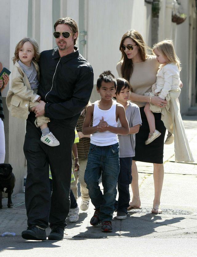 Biologiczny ojciec Maddoxa zgłosił się do Angeliny Jolie. Chce odzyskać syna