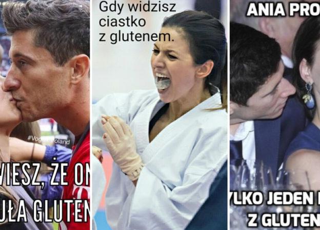 30 memów na 30 urodziny Lewandowskiej!