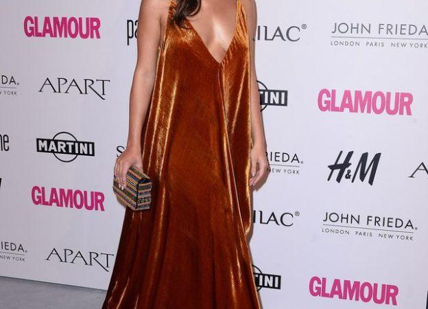 Julia Wieniawa na gali Glamour