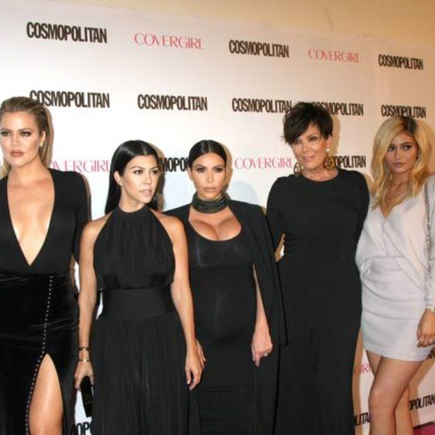 Kim, Khloe i Kylie porzucone w ciąży