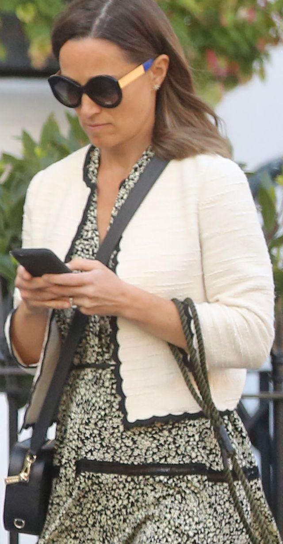 Pippa Middleton potwierdziła ciążę!