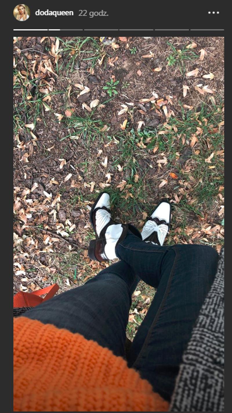 Doda OSZALAŁA na punkcie tych butów! Kupiła sobie aż pięć par!