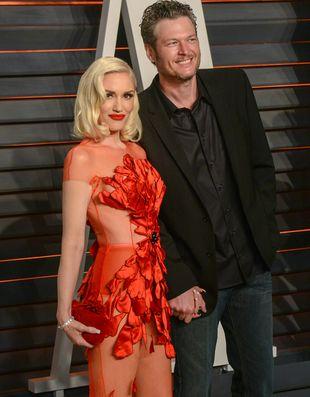 Gwen Stefani i Blake Shelton debiutują jako para (FOTO)