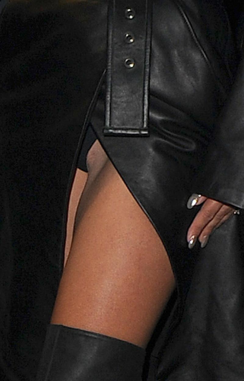 Ups! Lady Gaga przypadkowo pokazała KROCZE (ZDJĘCIA)