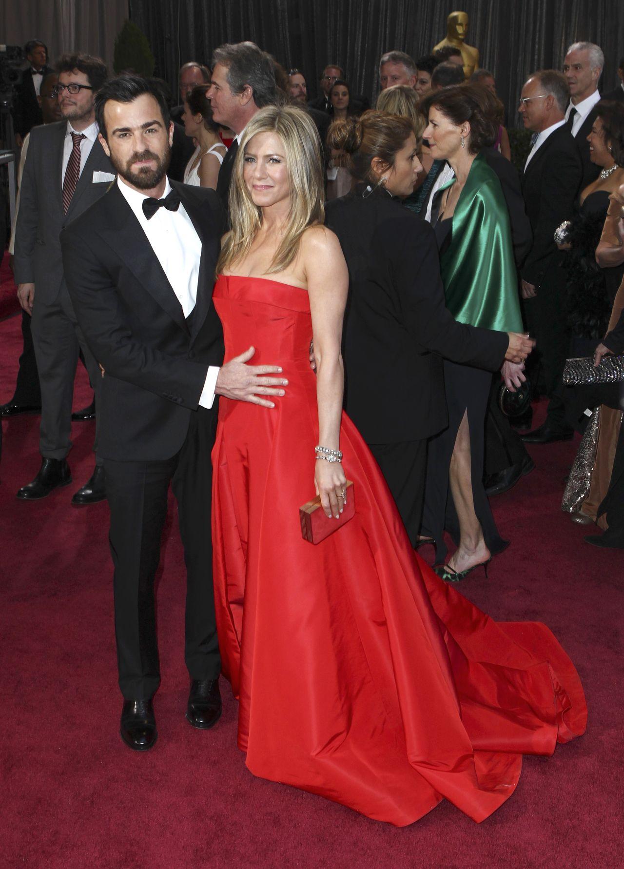 Mocna reakcja Jennifer Aniston na wywiad Therouxa. Jest w ROZTERCE!