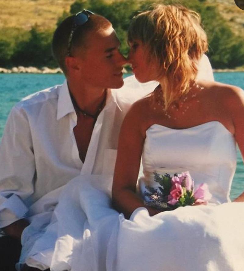 Justyna Żyła pokazała zdjęcia ze ślubu z Piotrem!