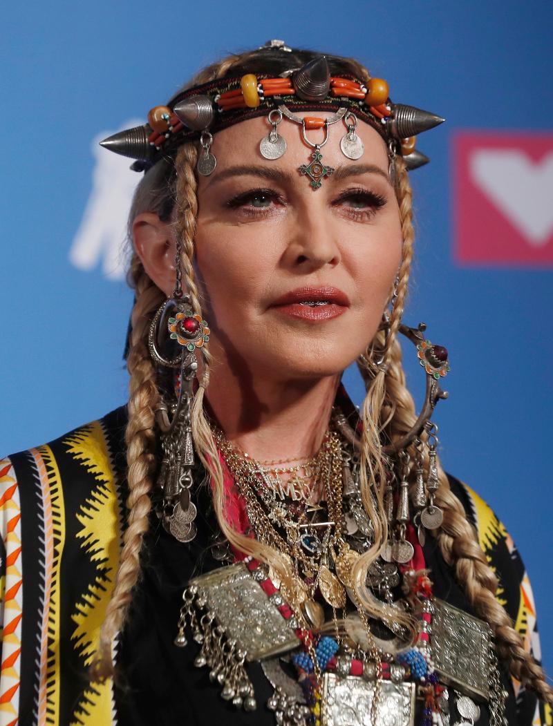 Madonna w SKANDALICZNY sposób