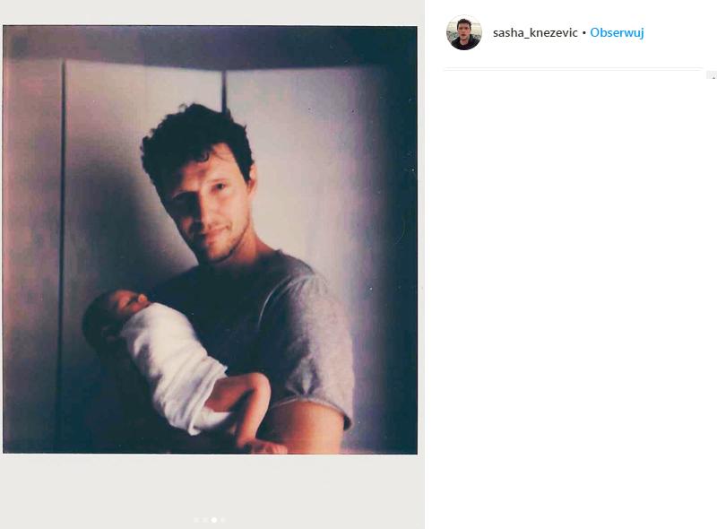 Były mąż Anji Rubik został ojcem!