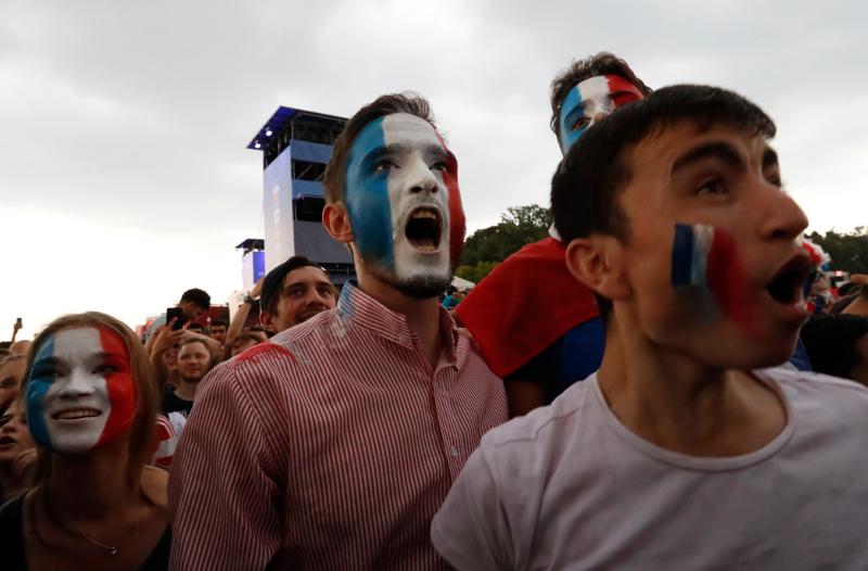 Francja wygrała Mundial 2018!