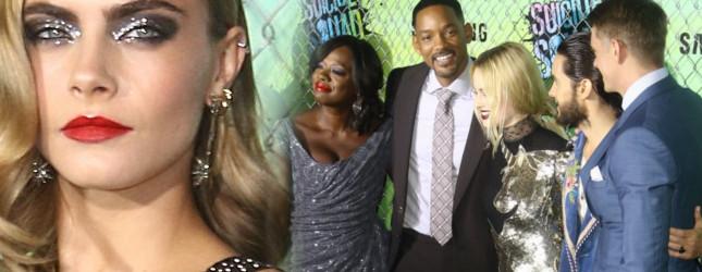 Gwiazdy na premierze Suicide Squad (FOTO)