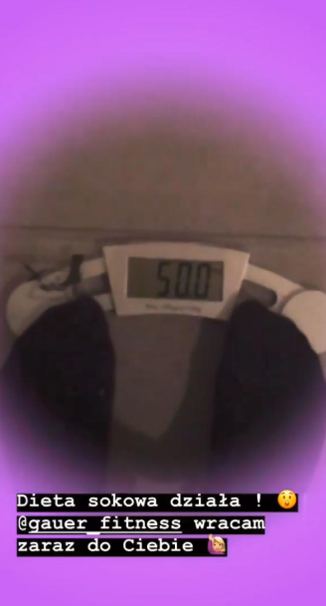 Jessica Mercedes chwali się, że schudła! Nie zgadniecie ile waży!