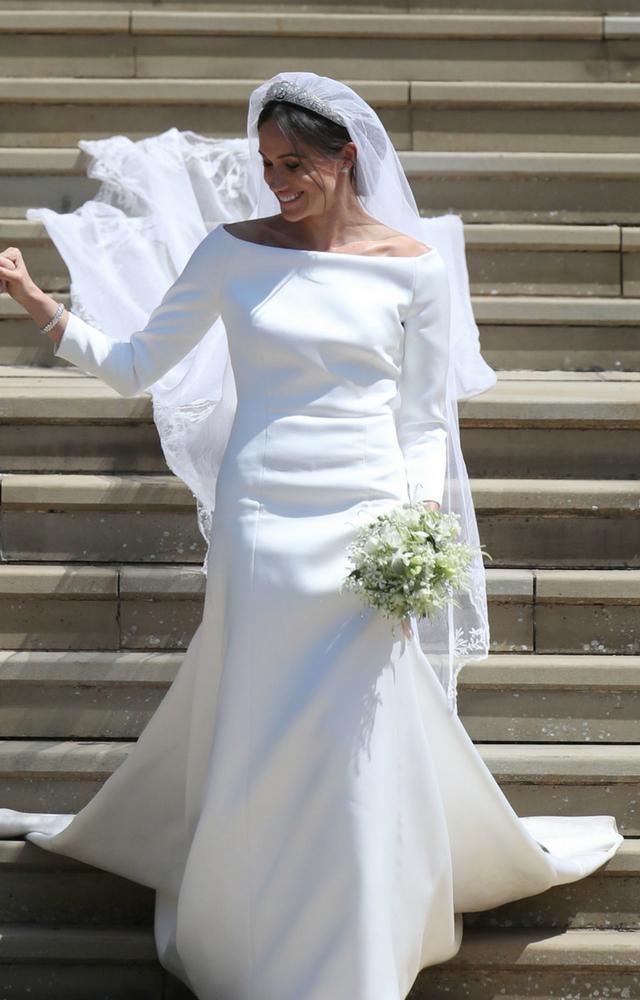 Meghan Markle po raz pierwszy pokazała publicznie po ślubie!