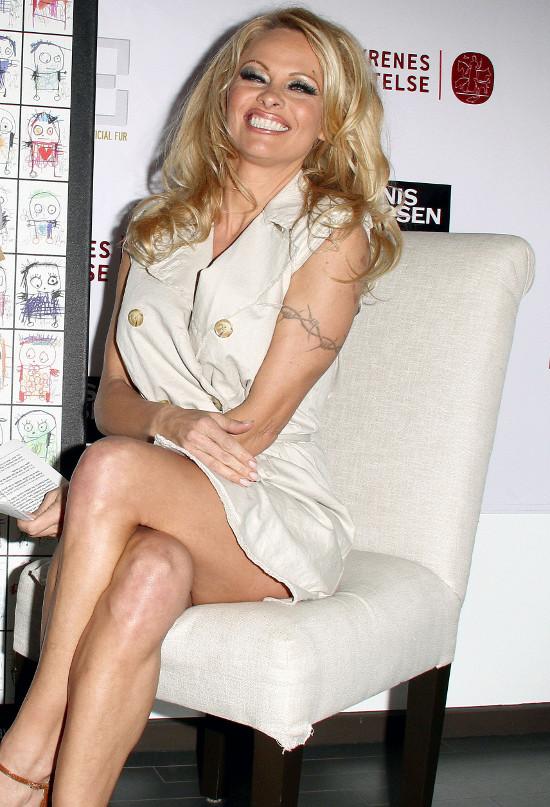 Pamela Anderson debiutuje na parkiecie