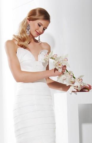 Ania Piszczałka w sukni ślubnej (FOTO)