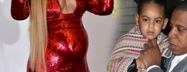 Jay Z i Beyonnce są mocno zaniepokojeni zachowaniem Blue Ivy