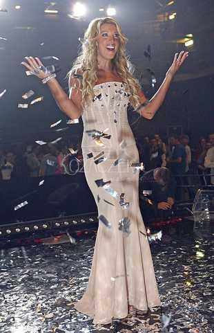 Mąż Isis Gee wystroił ją na finał Eurowizji