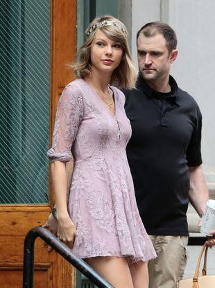 Jake Gyllenhall prawi komplementy Taylor Swift