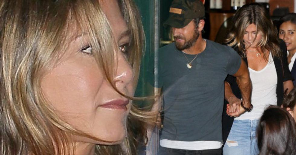 Jennifer Aniston randki