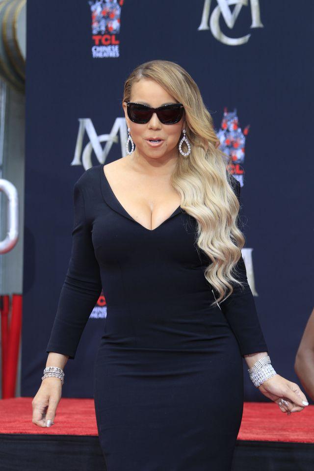 Mariah Carey jeszcze bardziej SCHUDŁA! Zaprezentowała swoje wdzięki