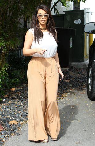 Kim Kardashian weźmie ślub dopiero, gdy schudnie (FOTO)