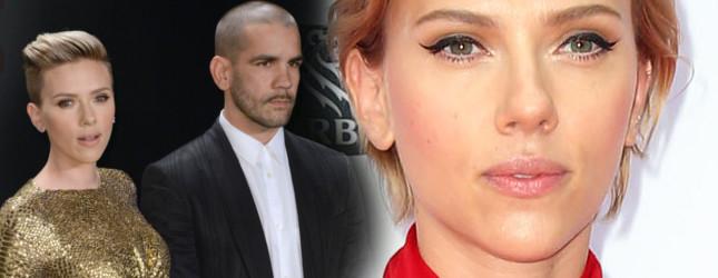 Scarlett Johansson w trakcie drugiego ROZWODU! OFICJALNIE!